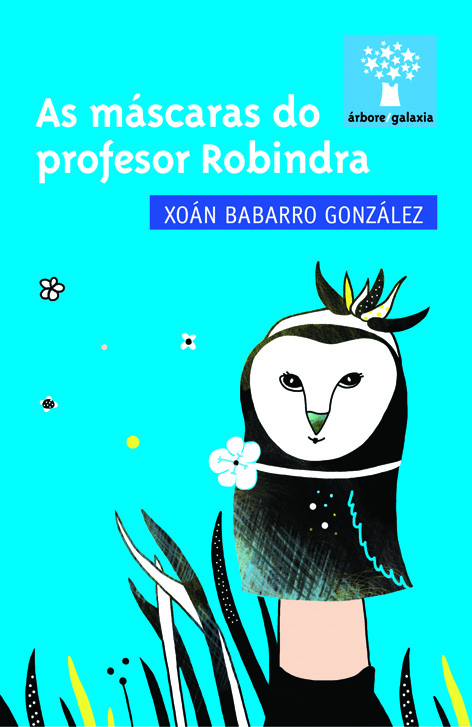 As máscaras do profesor Robindra