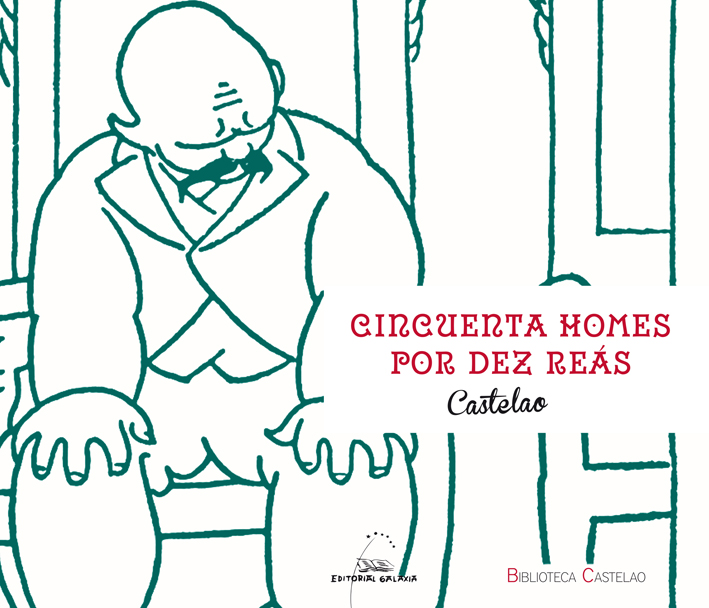 Cincuenta homes por dez reás