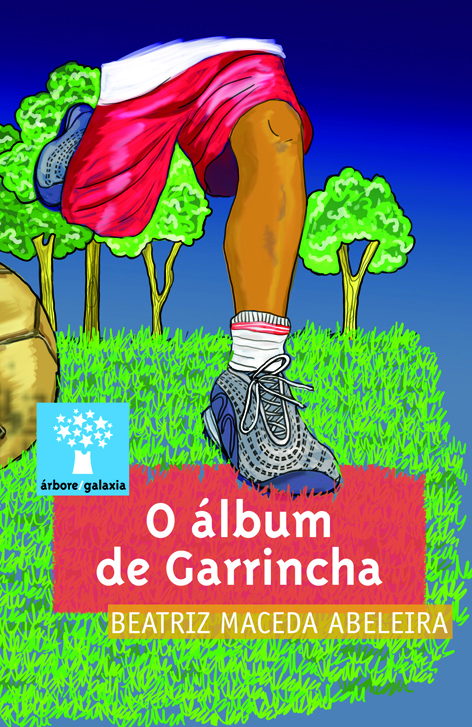 O álbum de Garrincha