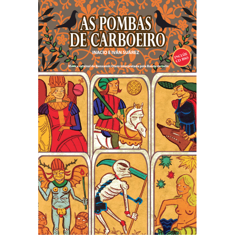 As pombas de Carboeiro
