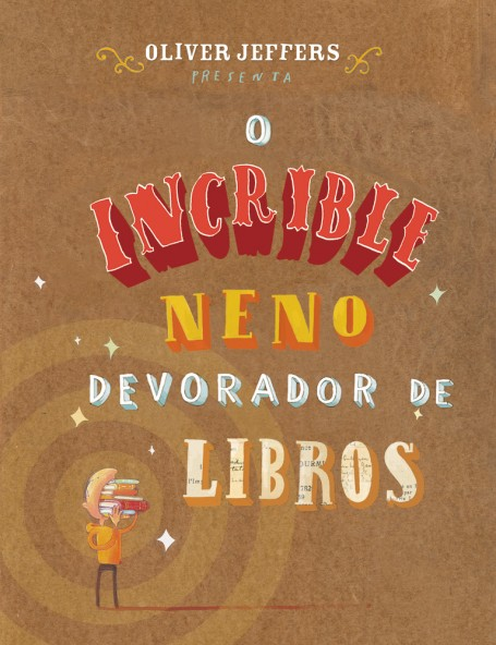 O incrible neno devorador de libros